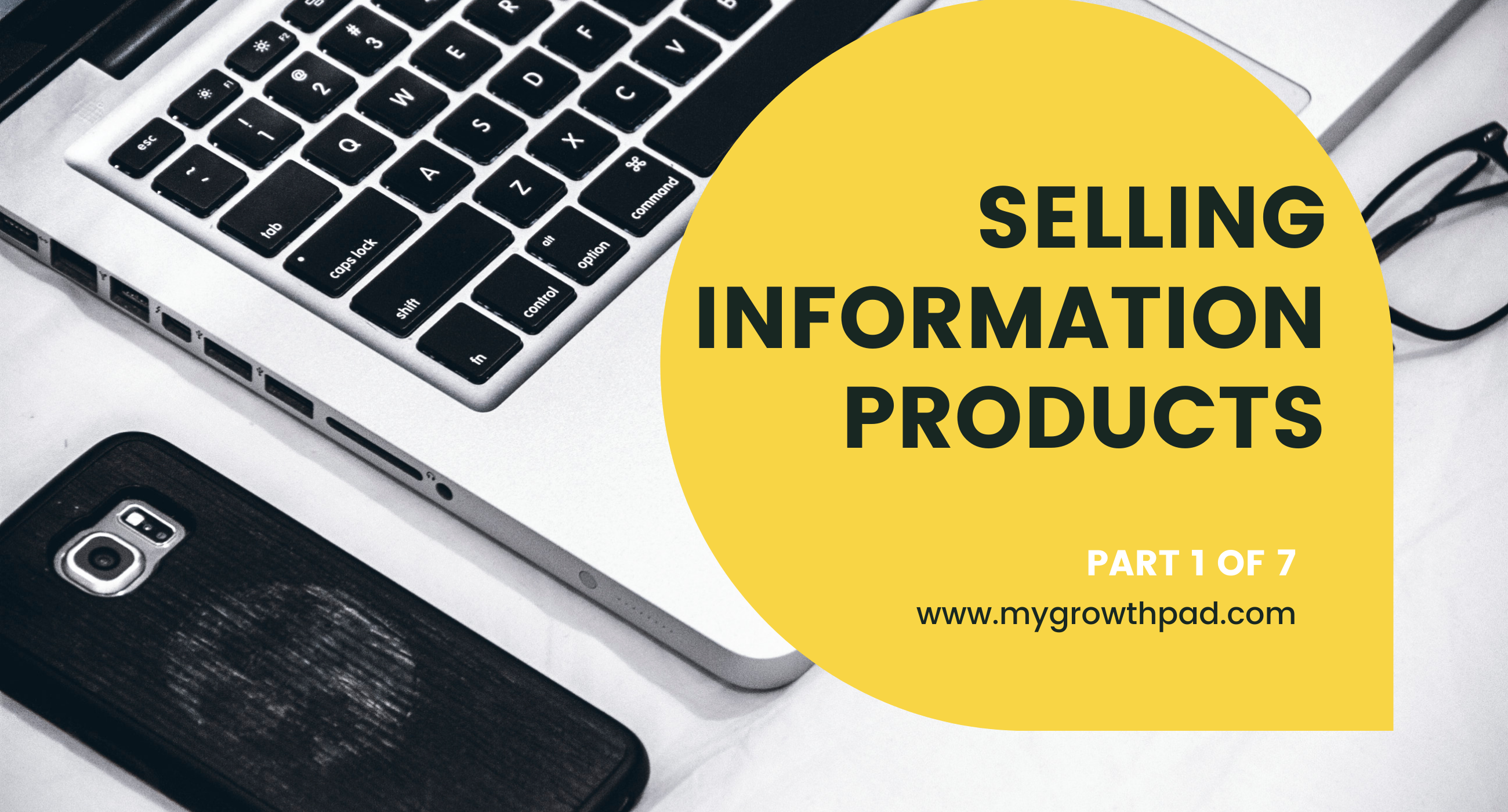 How To Make 6-Figures Selling Information Products Online (PART 1)