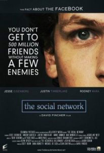The social network movie cover