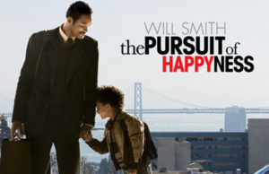 The pursuit of happyness movie cover
