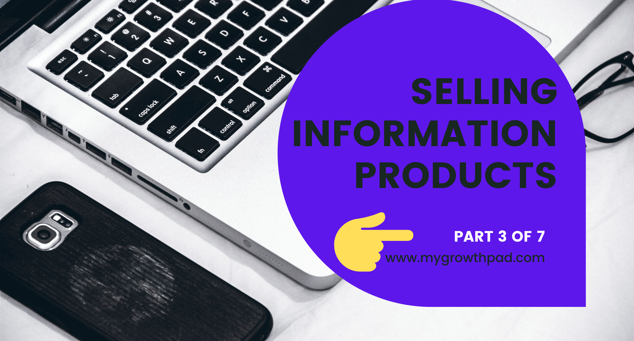 BECOMING THE AUTHORITY: How To Make 6-Figures Selling Information Products Online (PART 3)