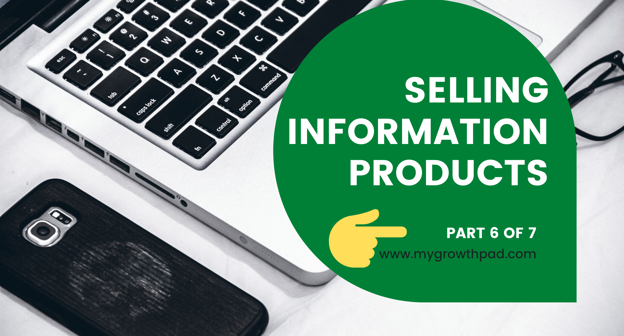 UPSELL: How To Make 6-Figures Selling Information Products Online (PART 6)